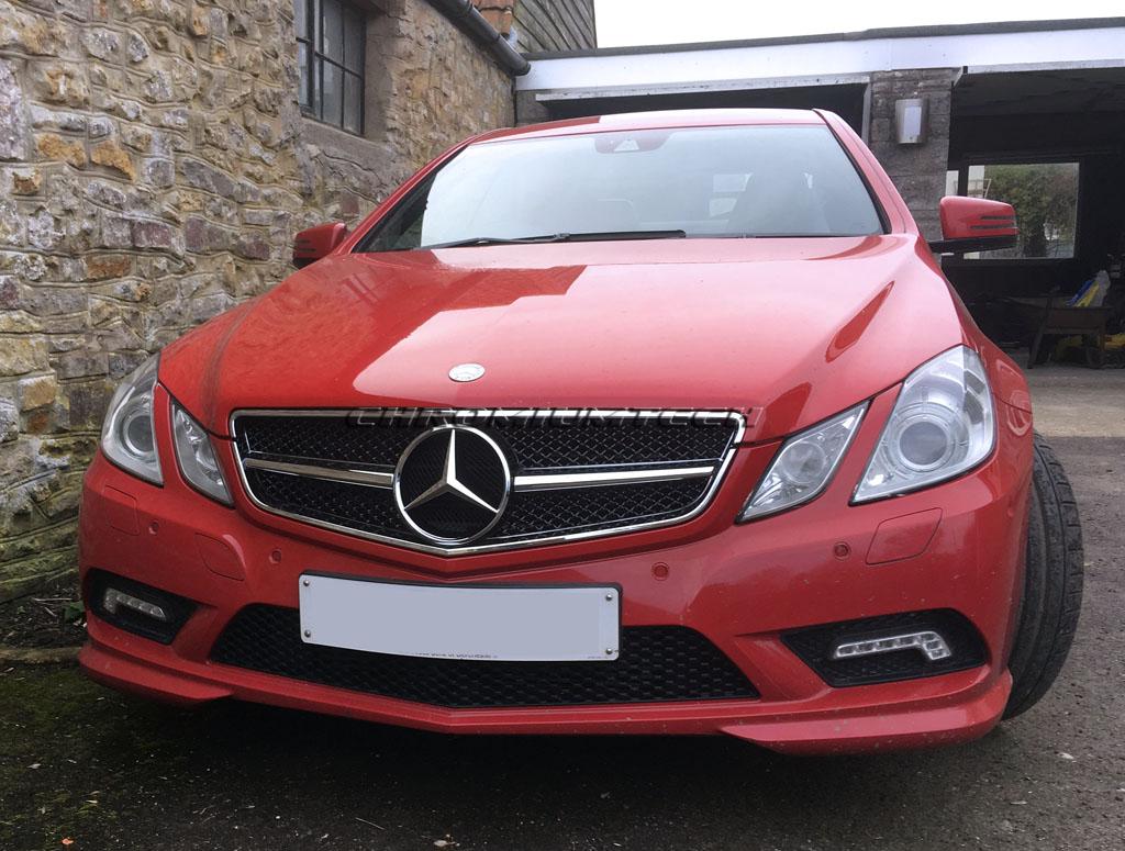 Gl W Bk on 2013 Mercedes Clk Convertible