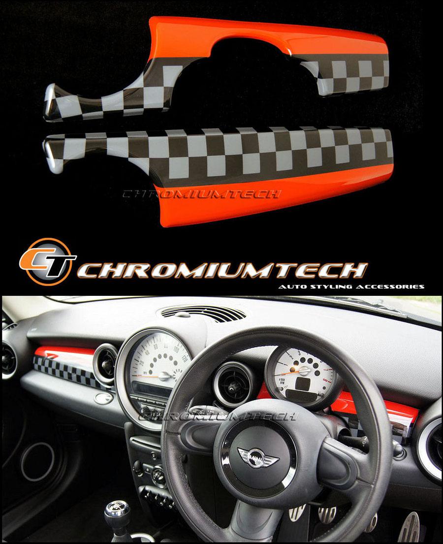MINI Dashboard Panel Trim Covers (R55/R56/R57/R58/R59