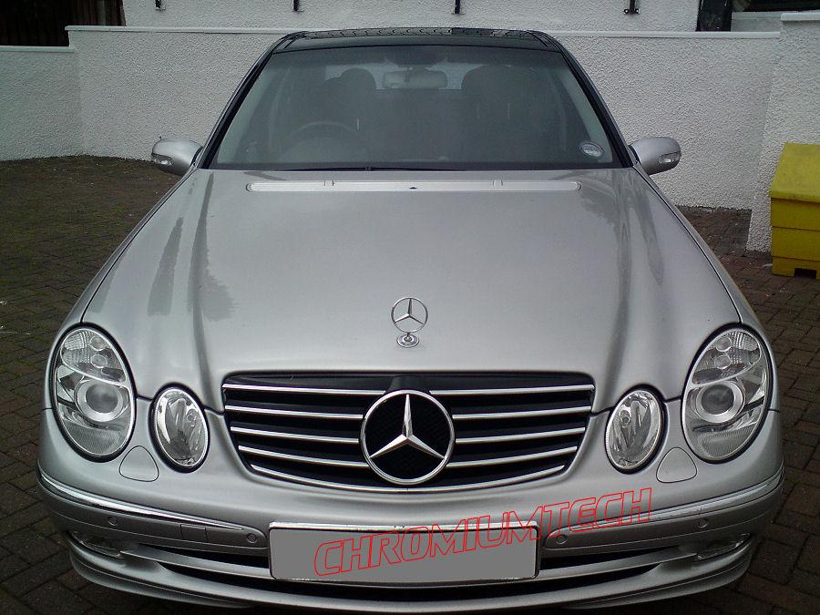 Mercedes W211 Amg Grill
