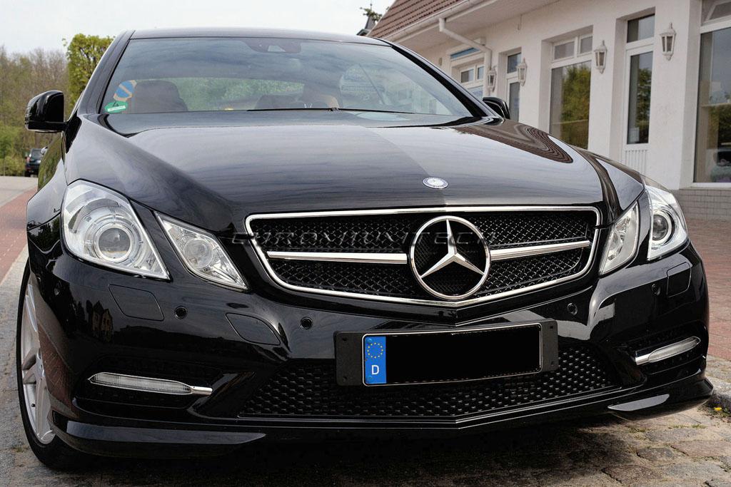 2009 13 mercedes w207 c207 e class coupe convertible black for Mercedes benz w207