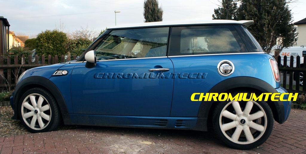 07 Mini Cooper S Sd R56 Clubman Cooper S Sd R55 Chrome