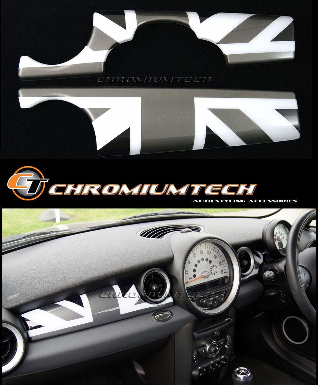 MK2 MINI Cooper/S/ONE R55 R56 R57 R58 R59 Black Union Jack