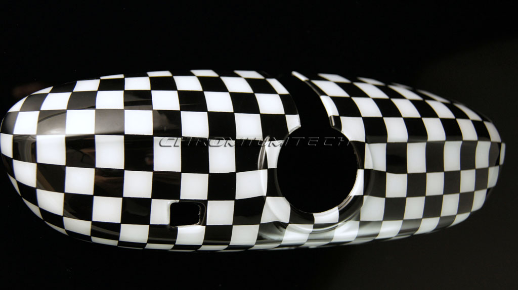 Per Opel Corsa e set risparmio Paraurti Barra di ingresso CARBON 10237-2057