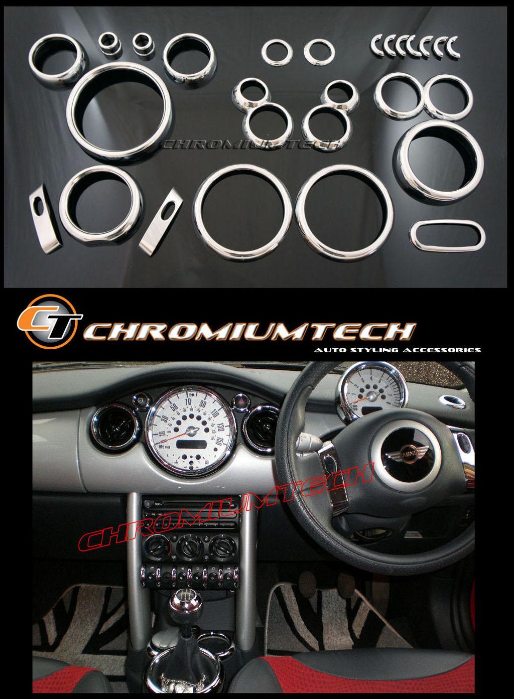 R50//R52//R53 BMW Mini One//Cooper//S Horn High Tone